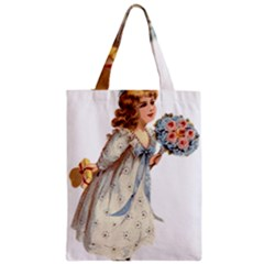 Child 1718357 1920 Zipper Classic Tote Bag by vintage2030