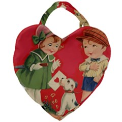 Children 1731738 1920 Giant Heart Shaped Tote