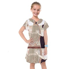 Woman 1503387 1920 Kids  Drop Waist Dress by vintage2030