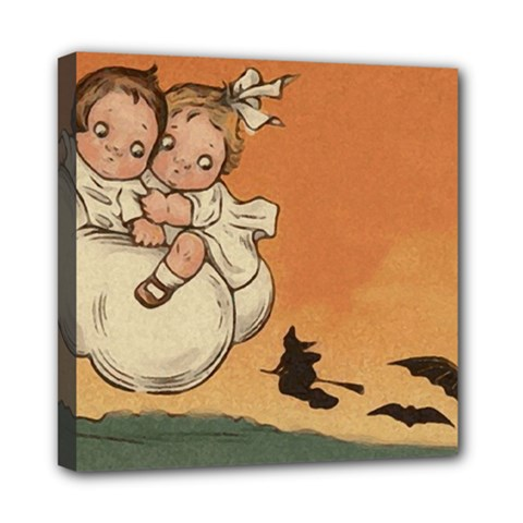 Halloween 1461955 1920 Mini Canvas 8  X 8  (stretched)