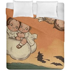 Halloween 1461955 1920 Duvet Cover Double Side (california King Size) by vintage2030