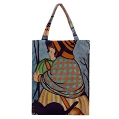 Witch 1462701 1920 Classic Tote Bag by vintage2030