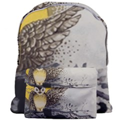 Owl 1462736 1920 Giant Full Print Backpack by vintage2030