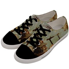 Witch 1461958 1920 Men s Low Top Canvas Sneakers by vintage2030