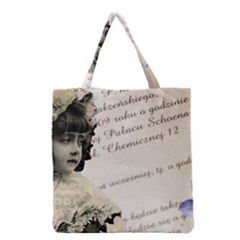 Child 1334202 1920 Grocery Tote Bag by vintage2030
