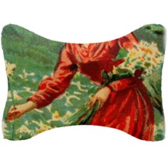 Lady 1334282 1920 Seat Head Rest Cushion by vintage2030