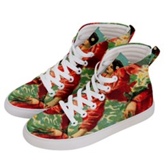 Lady 1334282 1920 Men s Hi Top Skate Sneakers by vintage2030