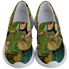 Postcard 1348470 1920 Kid s Lightweight Slip Ons by vintage2030