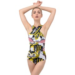 Cat 1348502 1920 Cross Front Low Back Swimsuit