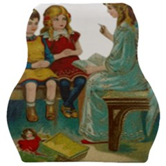 Angel 1347118 1920 Car Seat Velour Cushion  by vintage2030