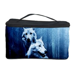 Wolfs Cosmetic Storage by Valentinaart