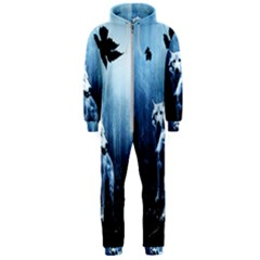Wolfs Hooded Jumpsuit (men)