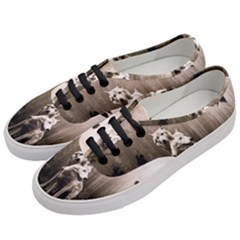 Wolfs Women s Classic Low Top Sneakers by Valentinaart