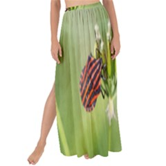 One More Bottle Does Not Hurt Maxi Chiffon Tie Up Sarong by FunnyCow