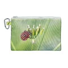 One More Bottle Does Not Hurt Canvas Cosmetic Bag (large) by FunnyCow