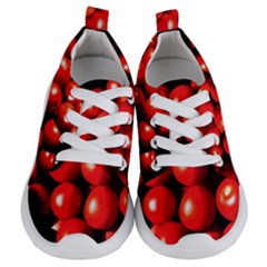 Pile Of Red Tomatoes Kids  Lightweight Sports Shoes
