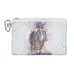 Bird 2552769 1920 Canvas Cosmetic Bag (large) by vintage2030