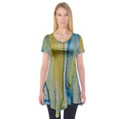 Caribbean Short Sleeve Tunic