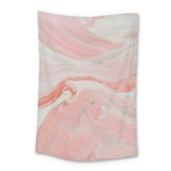 Pink Clouds Small Tapestry