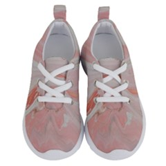 Pink Clouds Running Shoes