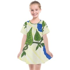 Morning Glory Kids  Smock Dress