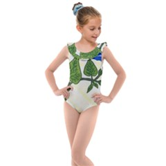 Morning Glory Kids  Frill Swimsuit