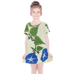 Morning Glory Kids  Simple Cotton Dress