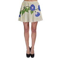 Morning Glory Skater Skirt