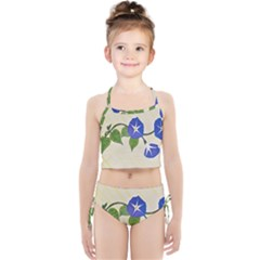 Morning Glory Girls  Tankini Swimsuit