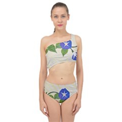 Morning Glory Spliced Up Two Piece Swimsuit