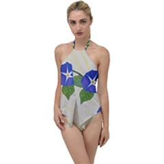 Morning Glory Go With The Flow One Piece Swimsuit