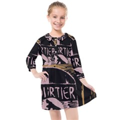 Bottle 1954419 1280 Kids  Quarter Sleeve Shirt Dress by vintage2030