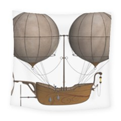 Air Ship 1300078 1280 Square Tapestry (large) by vintage2030