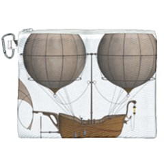 Air Ship 1300078 1280 Canvas Cosmetic Bag (xxl) by vintage2030