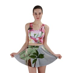 Lunar Moths Mini Skirt