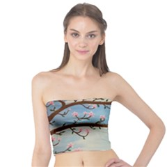 Magnolias Tube Top