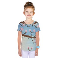 Magnolias Kids  One Piece Tee