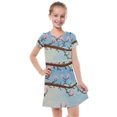 Magnolias Kids  Cross Web Dress