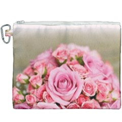 Wedding Rings 251290 1920 Canvas Cosmetic Bag (xxxl) by vintage2030