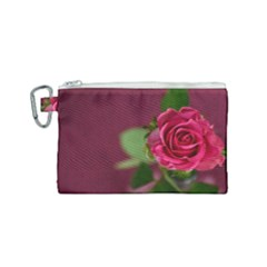 Rose 693152 1920 Canvas Cosmetic Bag (small) by vintage2030