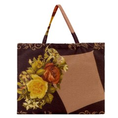 Place Card 1954137 1920 Zipper Large Tote Bag by vintage2030
