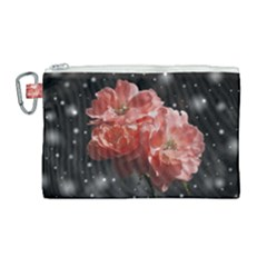 Rose 572757 1920 Canvas Cosmetic Bag (large) by vintage2030