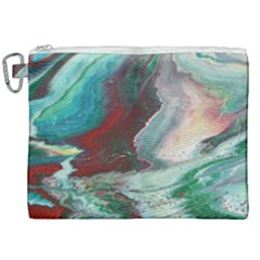 Dreams In Color Canvas Cosmetic Bag (xxl) by WILLBIRDWELL