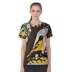 Oriole Women s Cotton Tee
