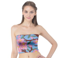 Cherry Blossoms Tree Tube Top