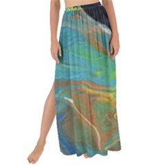 Space Maxi Chiffon Tie Up Sarong