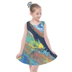 Space Kids  Summer Dress
