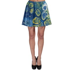 Churning Waters Skater Skirt