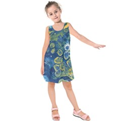 Churning Waters Kids  Sleeveless Dress