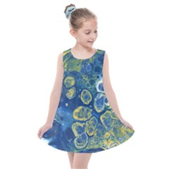 Churning Waters Kids  Summer Dress